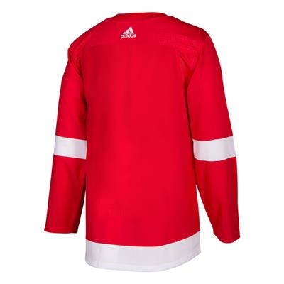 Back (Adidas NHL Detroit Red Wings Authentic Jersey)