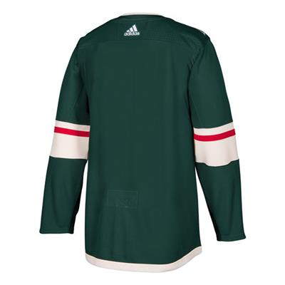 Back (Adidas NHL Minnesota Wild Authentic Jersey)