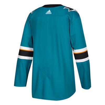 Back (Adidas NHL San Jose Sharks Authentic Jersey)