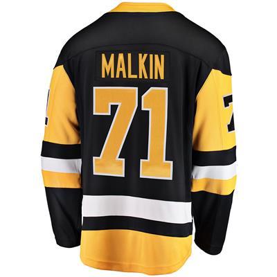 Evgeni Malkin Home (Fanatics Penguins Replica Jersey - Evgeni Malkin)