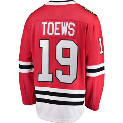 Jonathan Toews Home (Fanatics Blackhawks Replica Jersey - Jonathan Toews)