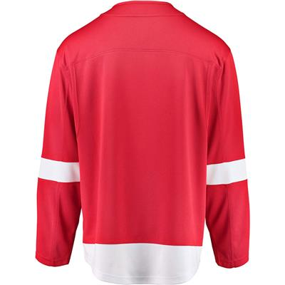 Home Back (Fanatics Detroit Red Wings Replica Jersey - Adult)