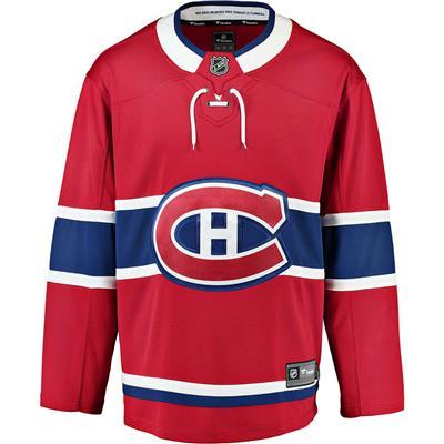 Home Front (Fanatics Montreal Canadiens Replica Jersey)