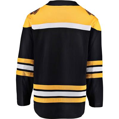 Home Back (Fanatics Boston Bruins Replica Jersey)