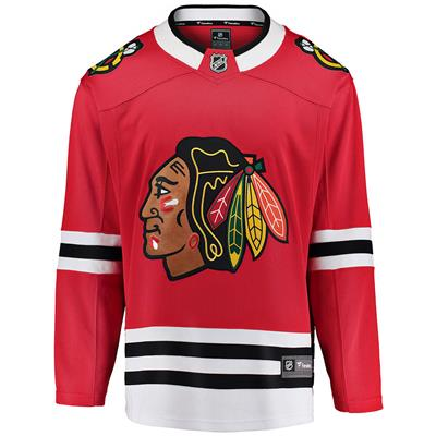 Home Front (Fanatics Chicago Blackhawks Replica Jersey - Adult)