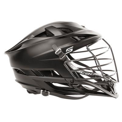 Side (Cascade S Helmet Matte Shell w/ Tungsten Steel Cage)