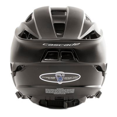 Back (Cascade S Helmet Matte Shell w/ Tungsten Steel Cage)
