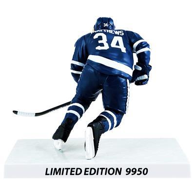 Auston Matthews Back (NHL 6 Inch Figure - Auston Matthews)