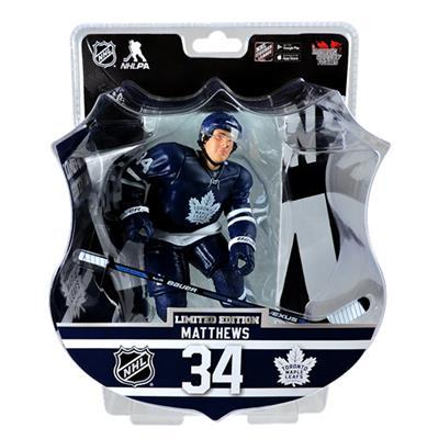 Auston Matthews Box (NHL 6 Inch Figure - Auston Matthews)