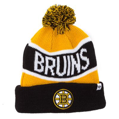 Boston Bruins (47 Brand Boston Bruins - Calgary Knit Hat)