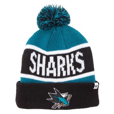 San Jose Sharks (47 Brand San Jose Sharks - Calgary Knit Hat)