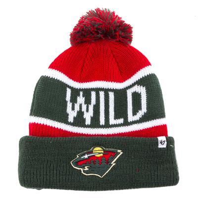 Minnesota Wild (47 Brand Minnesota Wild - Calgary Knit Hat)