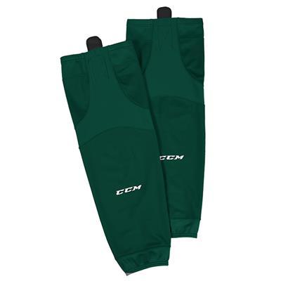 Dark Green (CCM SX6000 Practice Sock - Senior)