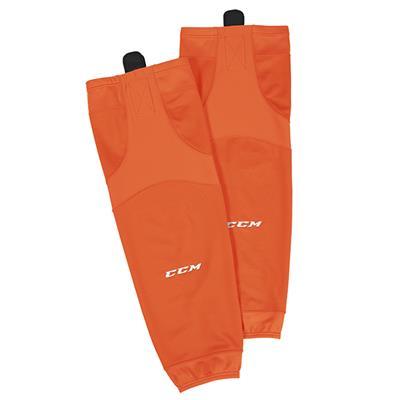 Orange (CCM SX6000 Practice Sock - Senior)