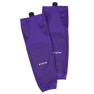 Violet (CCM SX6000 Practice Sock - Junior)