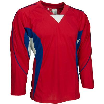 Montreal Red (FLEXXICE LITE Practice Jersey - Montreal Red)