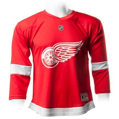 Home/Dark (Detroit Red Wings Replica Jersey)
