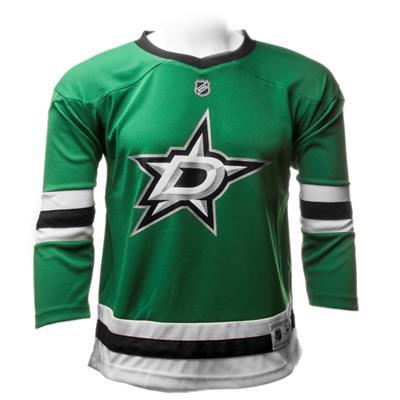 Dallas Stars Home (Adidas Dallas Stars Replica Jersey - Youth)
