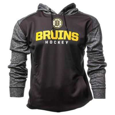 Boston Bruins (Fanatics Boston Bruins Static Fleece Hoody - Mens)