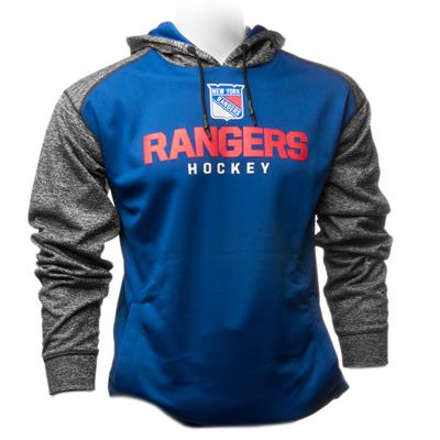 New York Rangers (Fanatics New York Rangers Static Fleece Hoody)