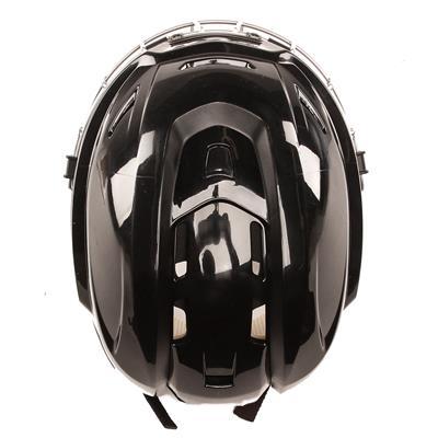 Top View (CCM Tacks 110 Hockey Helmet Combo)