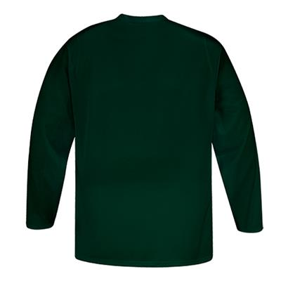 Back (CCM 5000 Practice Jersey - Dark Green - Senior)