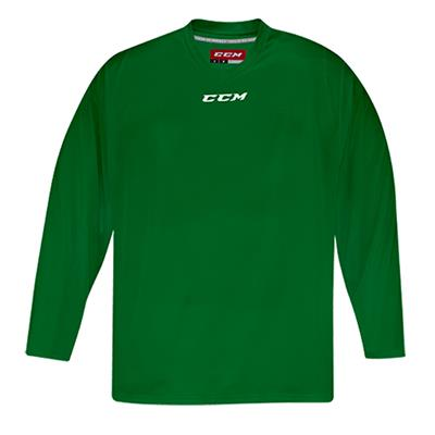 Front (CCM 5000 Practice Jersey - Kelly Green)