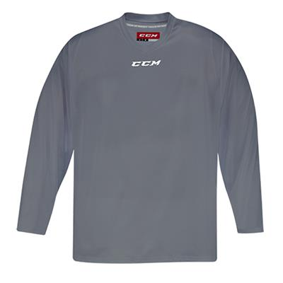 Front (CCM 5000 Practice Jersey - Mystic Grey)