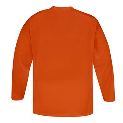 Back (CCM 5000 Practice Jersey - Orange - Senior)