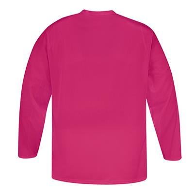 Back (CCM 5000 Practice Jersey - Pink)