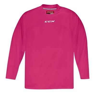 Front (CCM 5000 Practice Jersey - Pink - Junior)