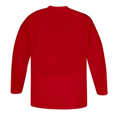 Back (CCM 5000 Practice Jersey - Red - Senior)