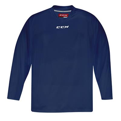 Front (CCM 5000 Practice Jersey - Royal)