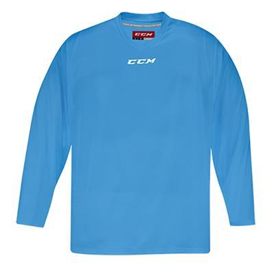 Front (CCM 5000 Practice Jersey - Sky Blue - Senior)