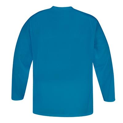 Back (CCM 5000 Practice Jersey - Turquoise)