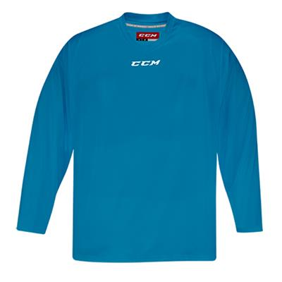 Front (CCM 5000 Practice Jersey - Turquoise - Junior)