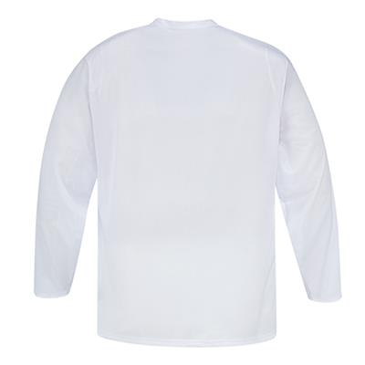 Back (CCM 5000 Practice Jersey - White - Senior)
