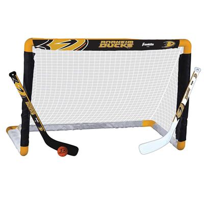 NHL Team Mini Goal Set - ANA (Franklin Franklin NHL Team Mini Hockey Goal Set - Anaheim Ducks)