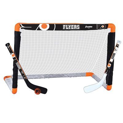 NHL Team Mini Goal Set - PHI (Franklin NHL Team Mini Hockey Goal Set - Philadelphia Flyers)