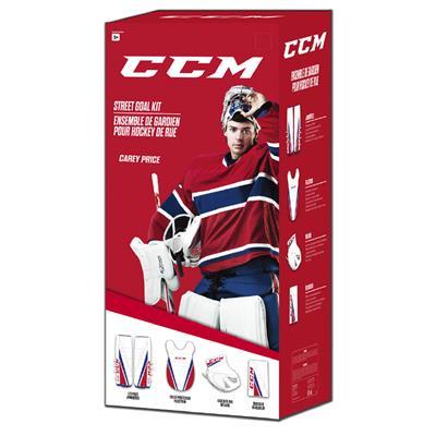 Packaging (Elite Hockey Carey Price Street Goalie Kit)
