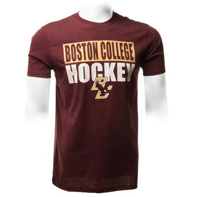Boston College (47 Brand Boston College Short Sleeve Tee - Mens)