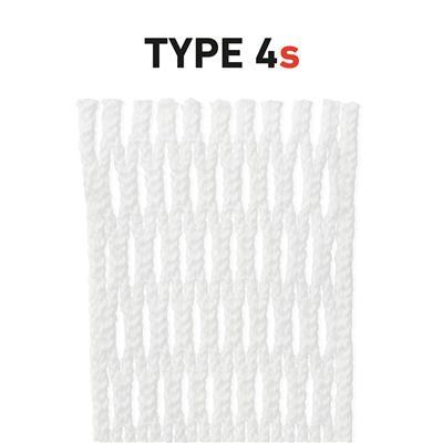 White Type 4s Mesh (StringKing Type 4s Lacrosse Mesh)