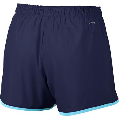 Back (Nike Lacrosse Short - Binary Blue)