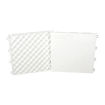 Polar White (Snipers Edge Indoor Dryland Flooring)