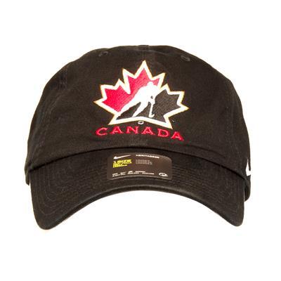 Front (Nike Canada Hockey Adjustable Rink Cap)
