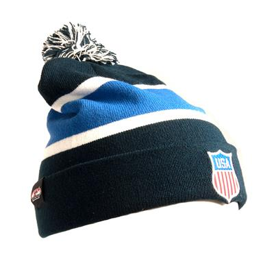 Front (Nike USA Hockey Beanie)