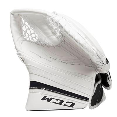 White/Navy (CCM Premier R1.9 Goalie Catch Glove)