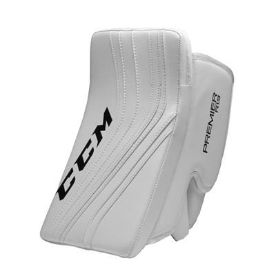White/White/White (CCM Premier R1.9 Goalie Blocker)