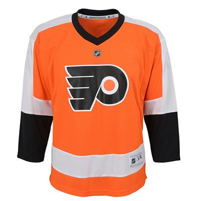 Flyers Yth Replica Jersey (Adidas Philadelphia Flyers Replica Jersey - Youth)