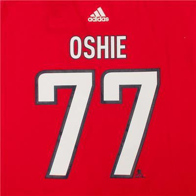 Capitals Oshie SS Tee (Adidas Capitals Oshie SS Tee)